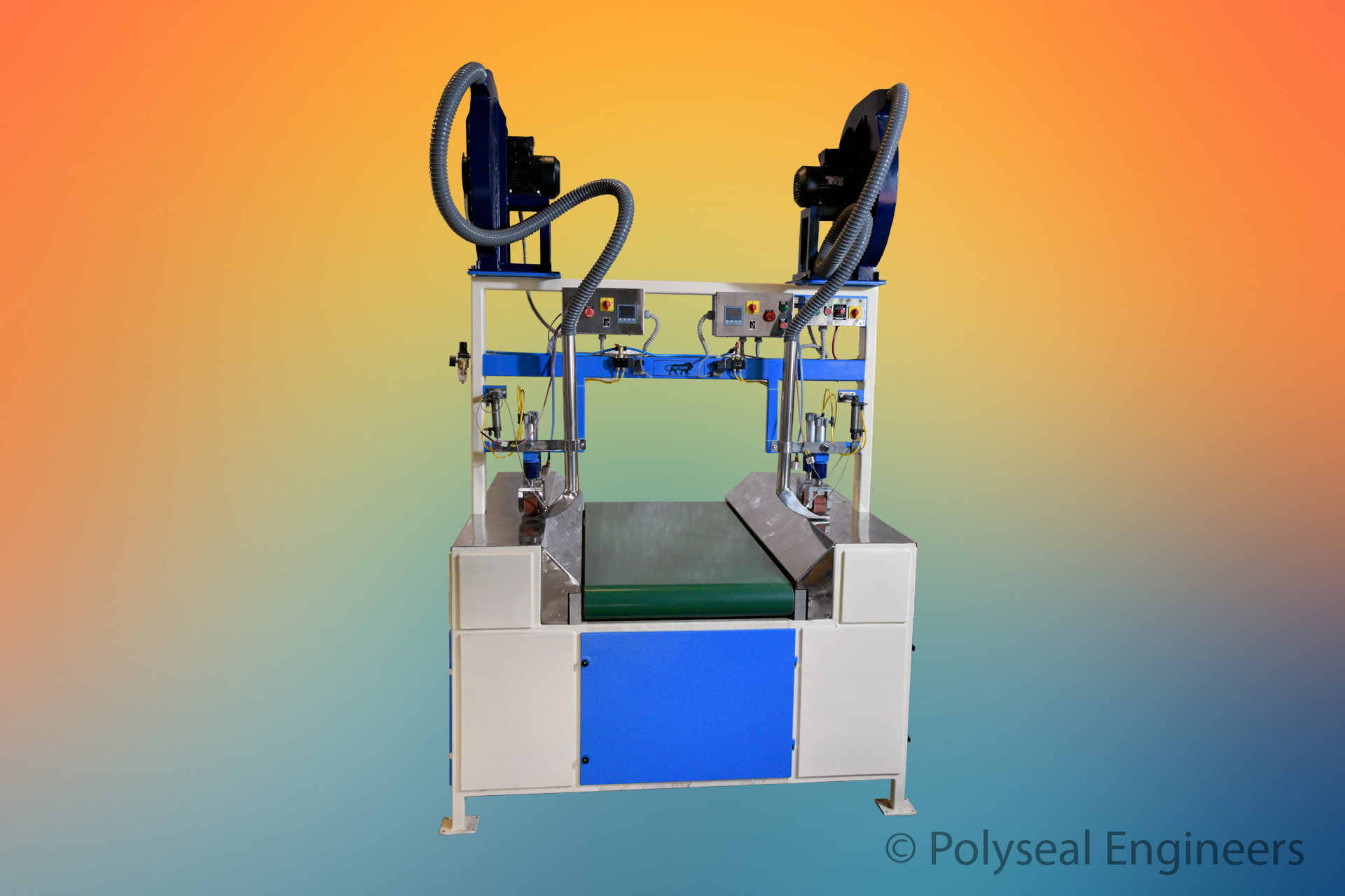 Tarpaulin Two In One Sealing Machine