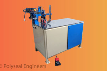 Tarpaulin Side Sealing Machine