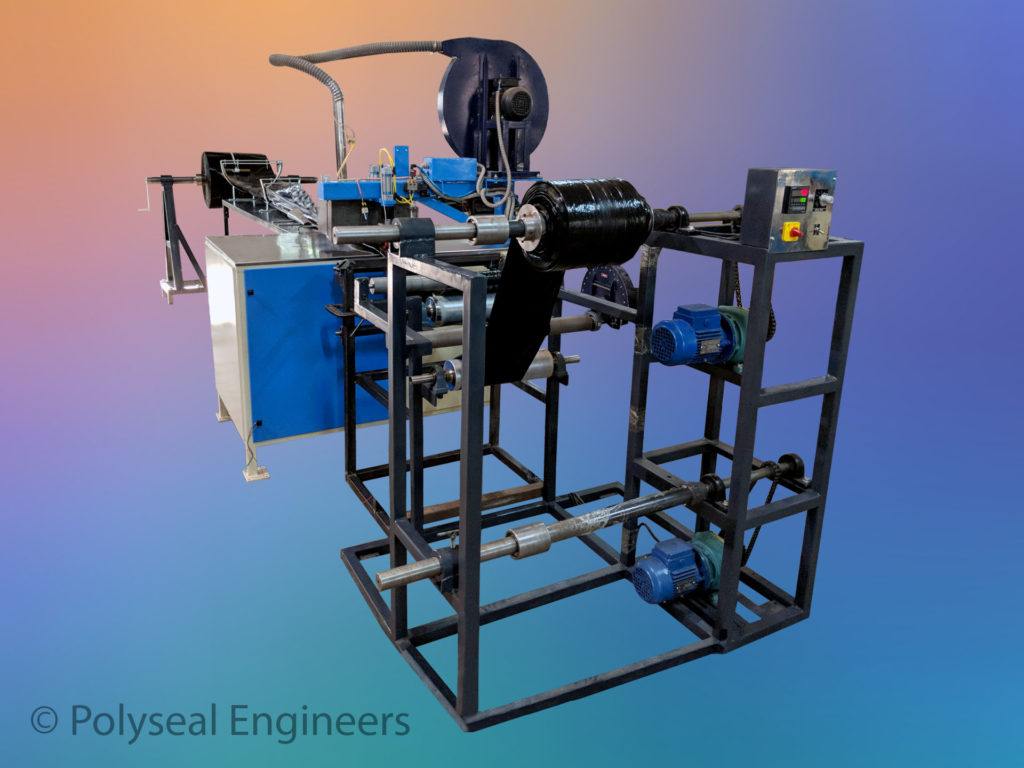 HDPE Pipe Sealing Machine