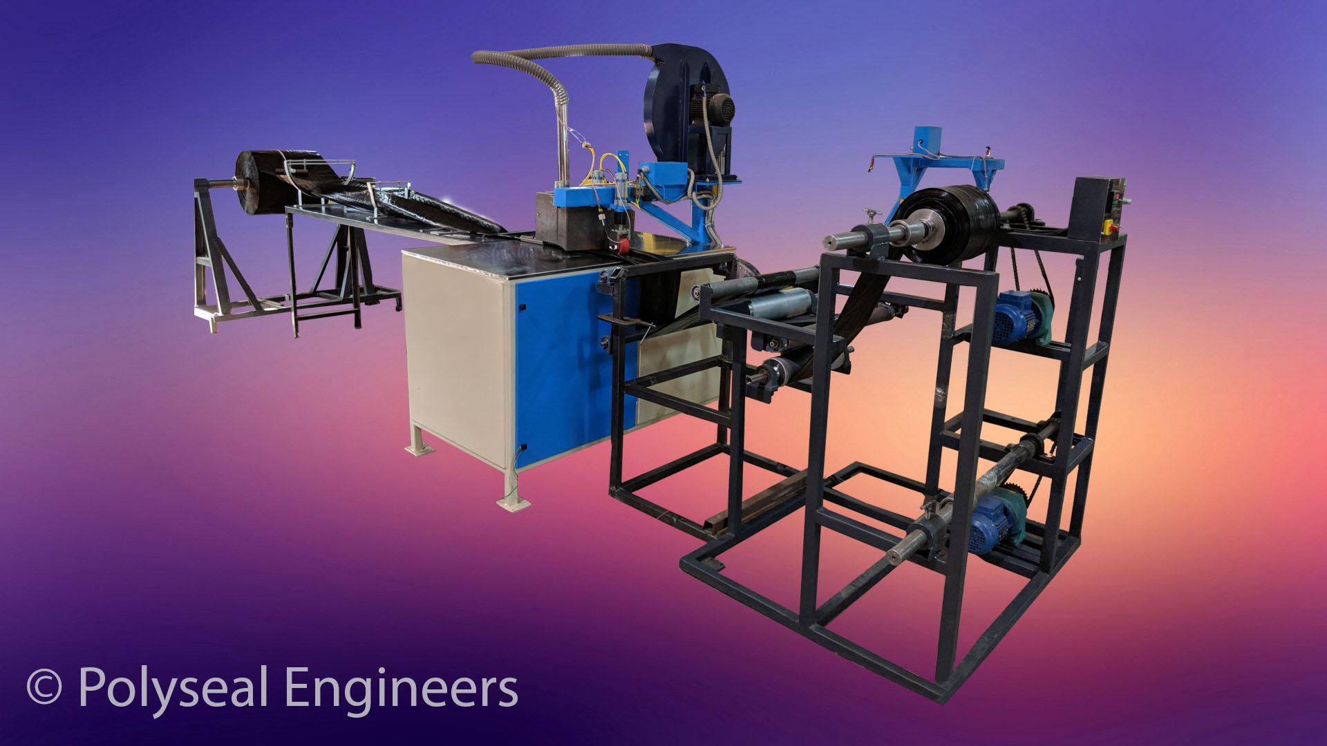 HDPE Pipe Sealing Machine