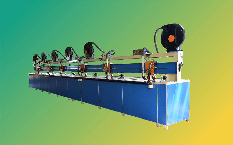 Automatic Tarpaulin Sealing Machine