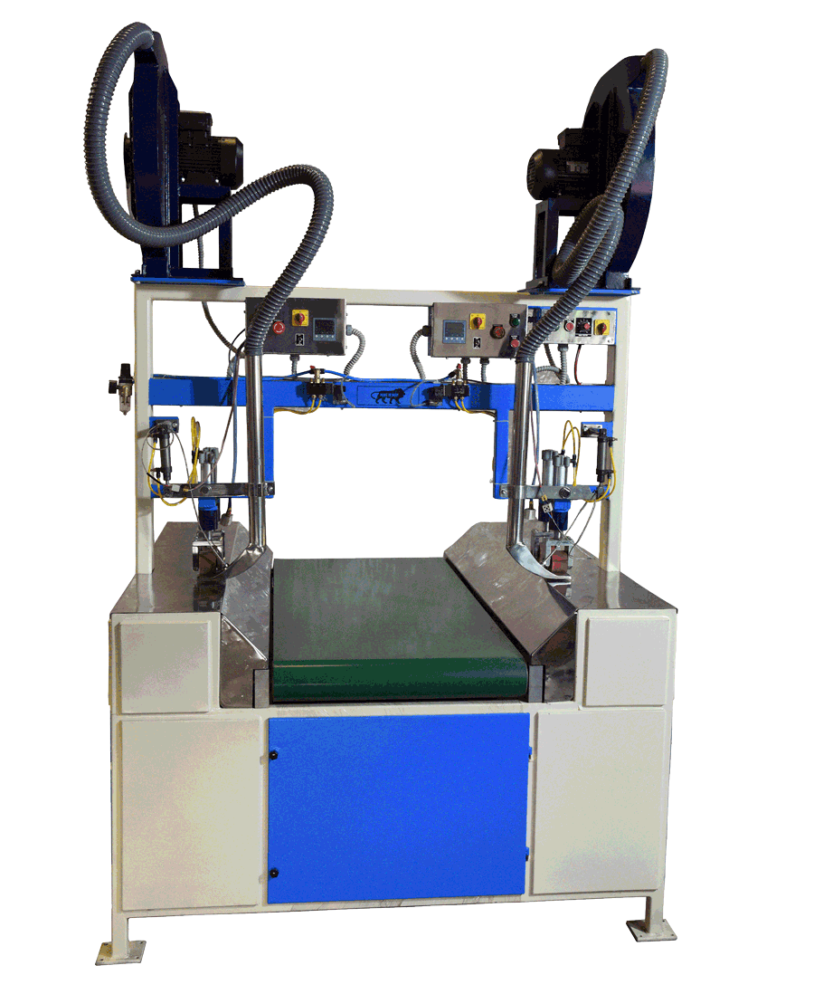 Tarpaulin Two In One Sealing Machine