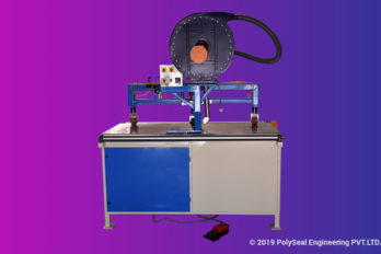 single centre, side sealing machine